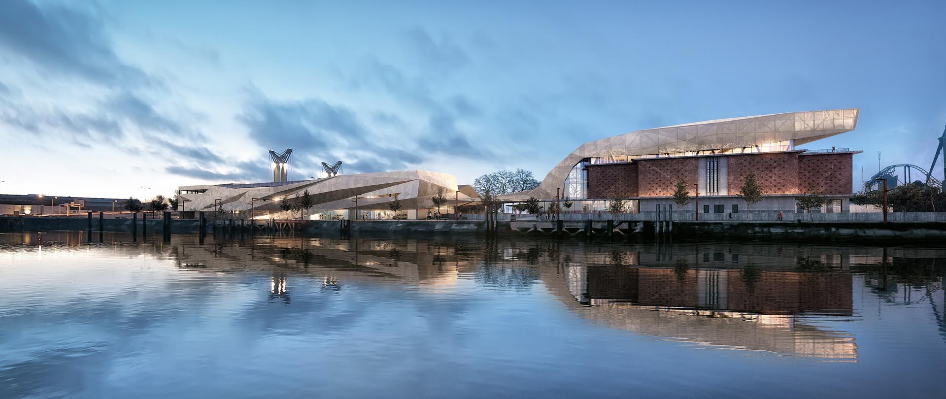 CBA agence d'architecture Rouen réinvente la Seine