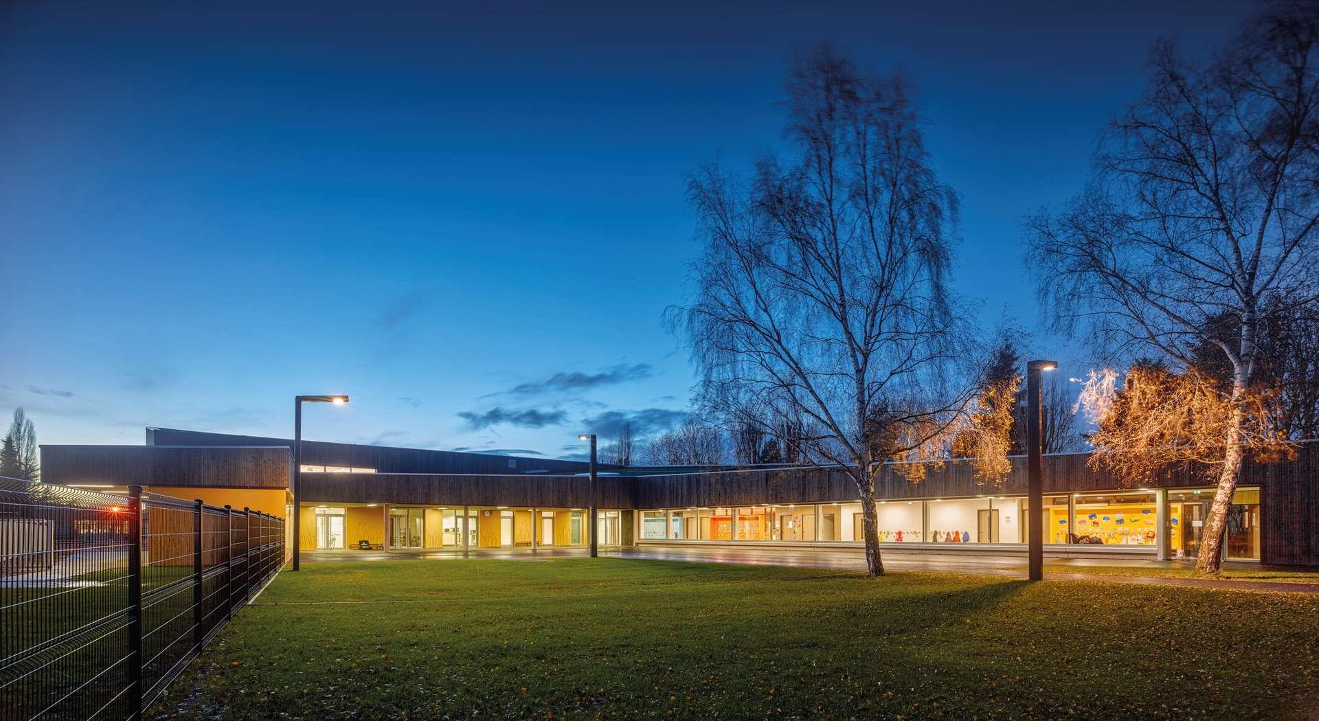 CBA agence d'architecture Rouen - École maternelle Pont l'Évêque