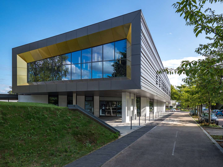 CBA agence d'architecture Rouen - CFA Simone Veil