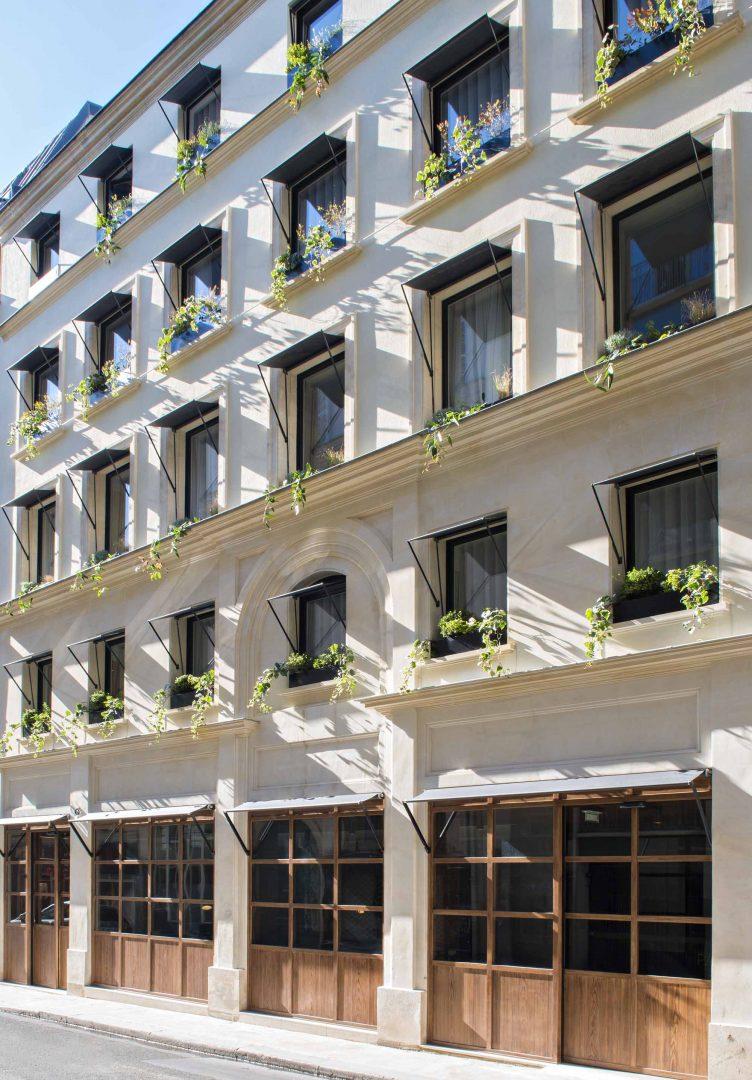 Parsiter-Robinson-Hotellerie